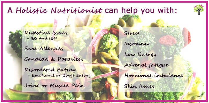 Holistic: Nutrition Holistic