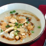 Brown Rice Congee by @JesseLWellness #brownrice