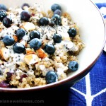 Breakfast Quinoa by @JesseLWellness #breakfast