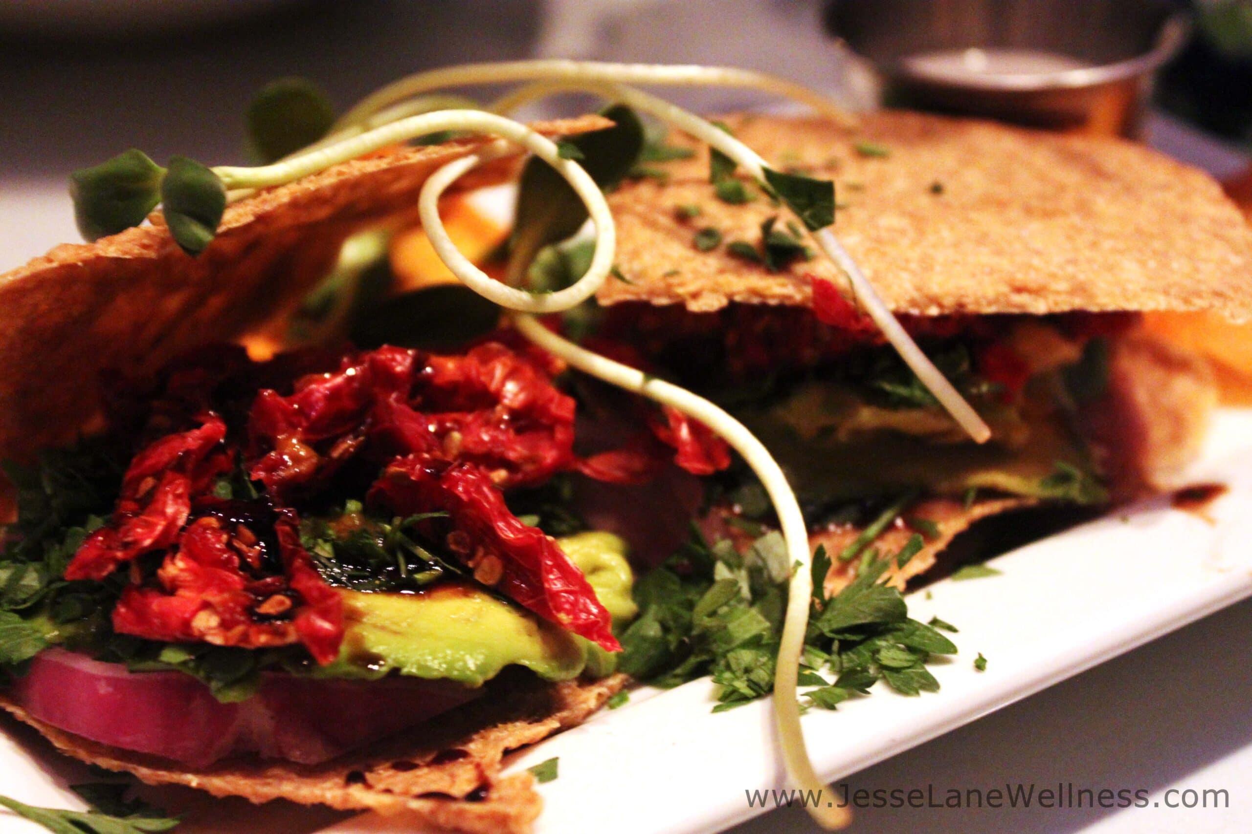 Healthy Restaurants in LA by @JesseLWellness #HealthyLA