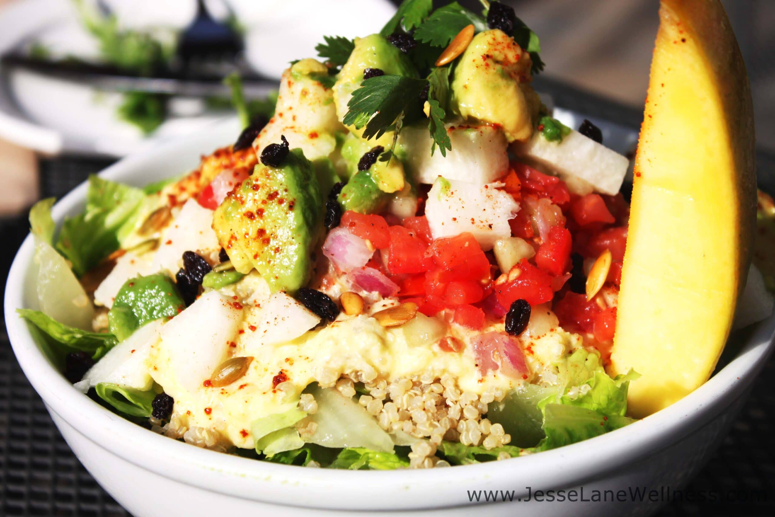Healthy Restaurants in LA by @JesseLWellness #nativefoods