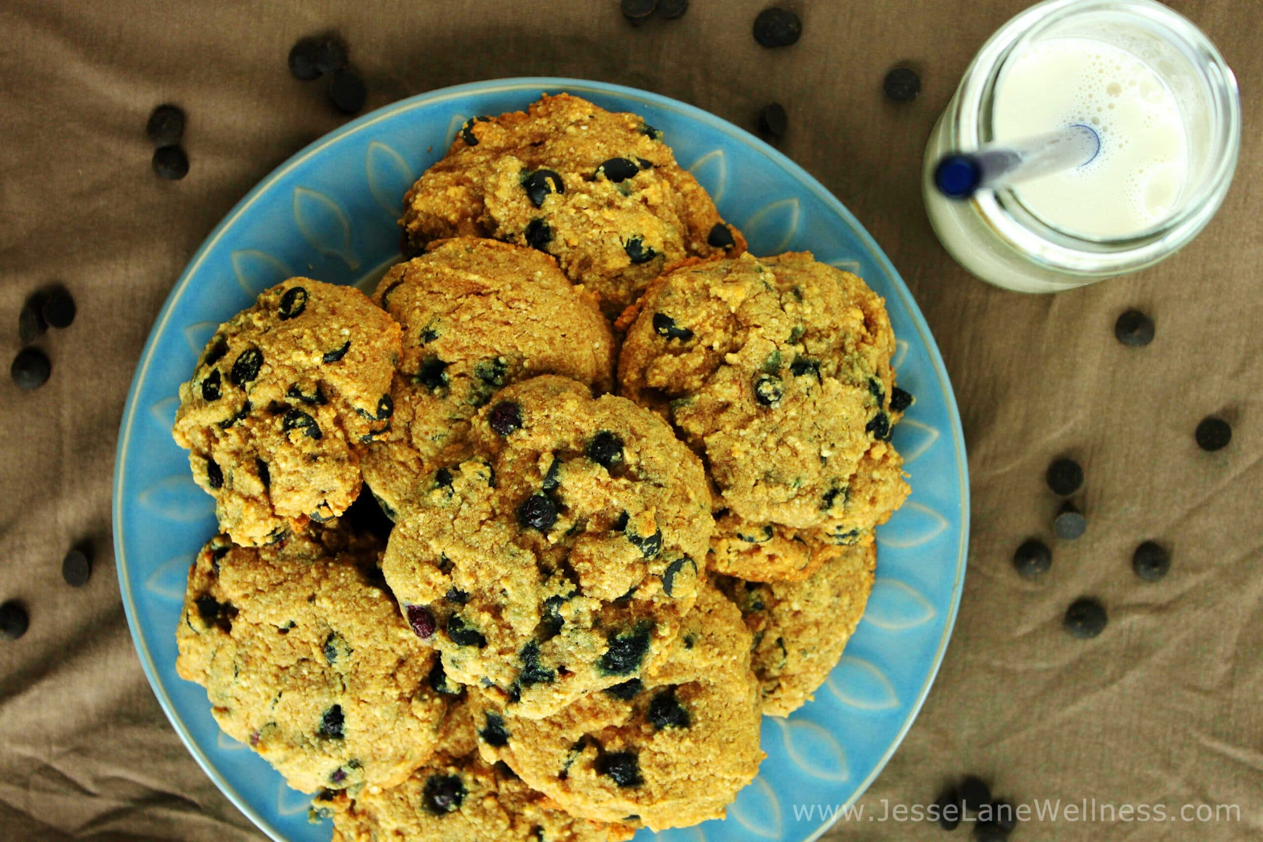 Top Three Healthy Baking Substitutes by @JesseLWellness #Cookies #GlutenFree
