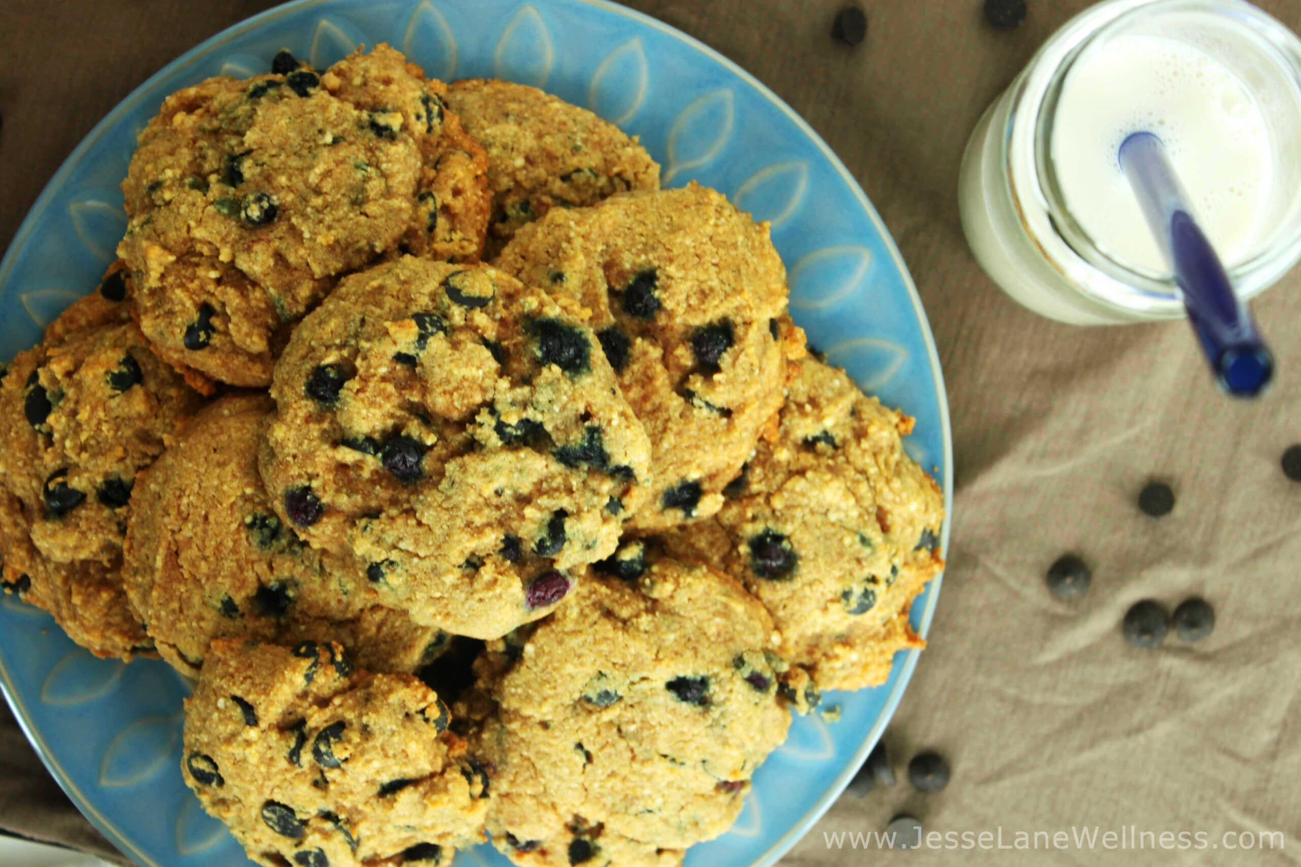 Top Three Healthy Baking Substitutes by @JesseLWellness #cookies #glutenfree #flour