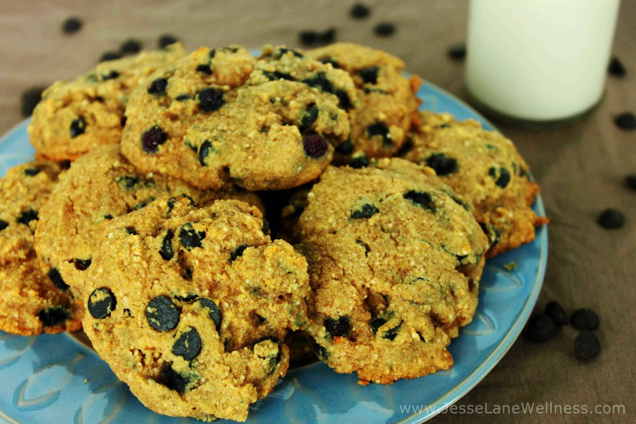 Top Three Healthy Baking Substitutes by @JesseLWellness #glutenfree #cookies #HEAL