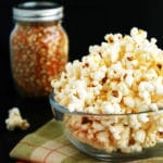 Cheesy Popcorn by Jesse Lane Wellness