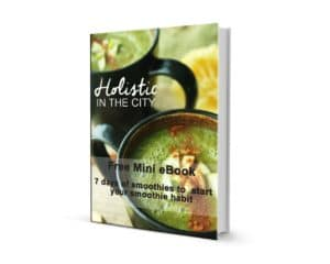 FREE eBook 7 Days of Smoothies Cover