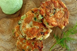 Salmon Cakes by @JesseLWellness #salmon