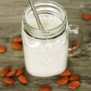 Almond Mylk by Jesse Lane Wellness