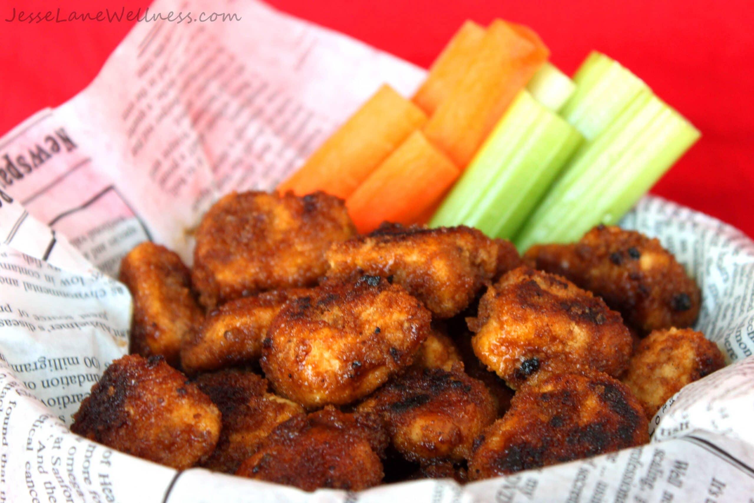 boneless chicken wings gluten free by jesse lane