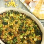 Cornbread Quiche by JesseLaneWellness