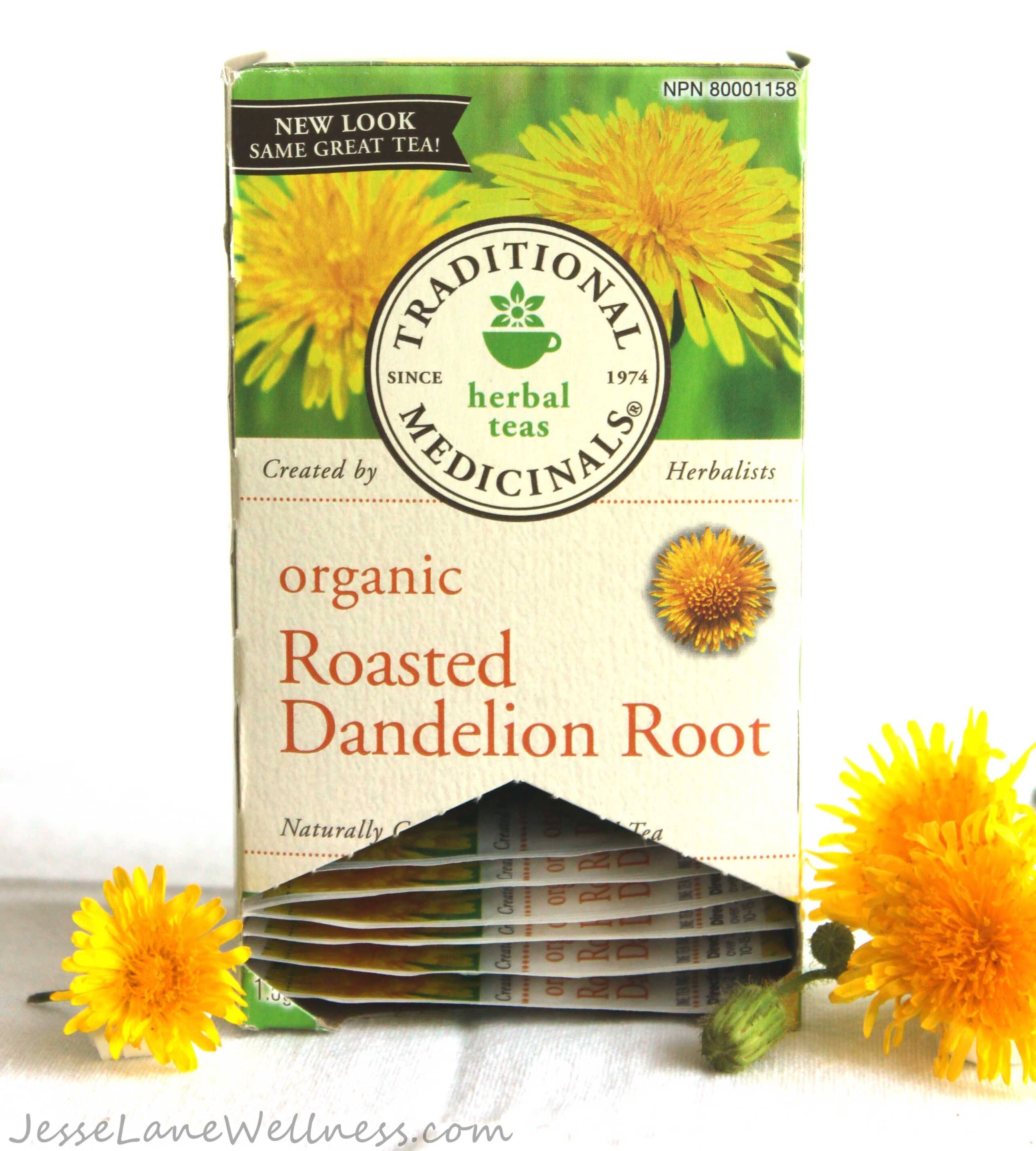 Where can i find dandelion root tea