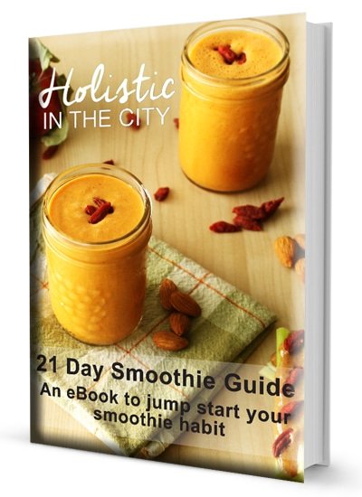 Buy my Smoothie Guide