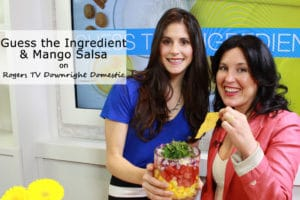 In the Media - Rogers TV Downright Domestic Guess the Ingredient