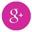 google+ round pink 32x