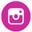 instagram pink round 32x