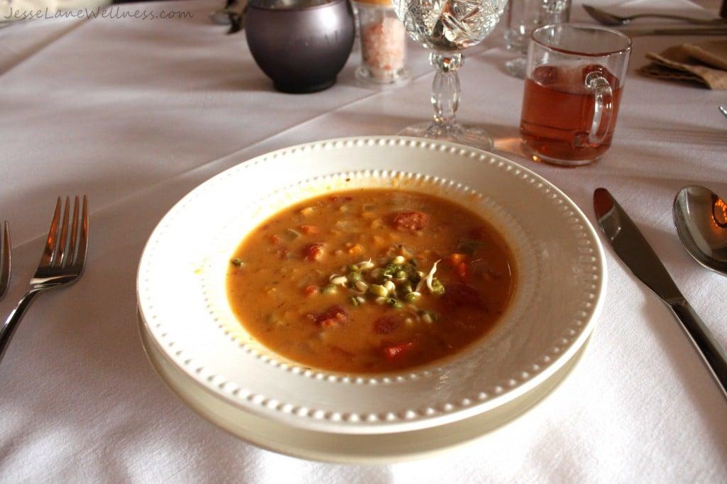Grail Springs Holistic Food by @jesselwellness #holistic #healthy
