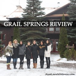 Grail Springs Review by @jesselwellness #holistic #HitC