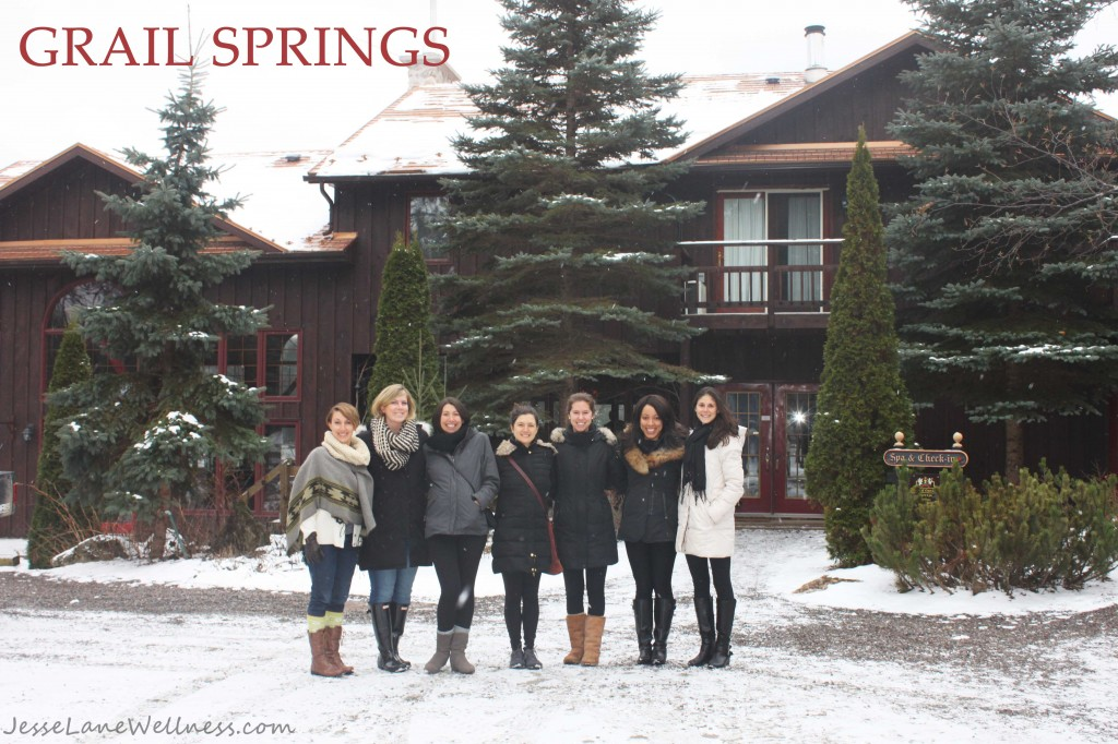 Grail Springs Review by @jesselwellness #holistic #spa