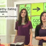 Downright Domestic Healthy Eating Habits