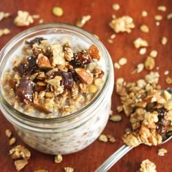 Healthy Homemade Granola by Jesse Lane Wellness