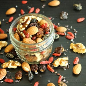Superfood Trail Mix by Jesse Lane Wellness