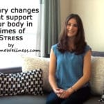 Dietary Changes that Support Your Body in Times of Stress YouTube