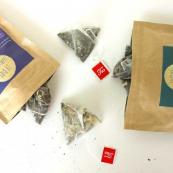 Stay Lean Tea Review and Giveaway square with @jesselwellness #tea #giveaway
