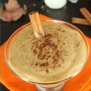 Pumpkin Spice Smoothie by Jesse Lane Wellness