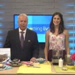 CH Morning Live - Blueberry Desserts Square