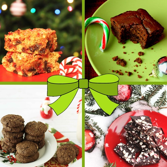 Healthy Holiday Dessert Recipes square by @jesselwellness #christmas #holidaydesserts