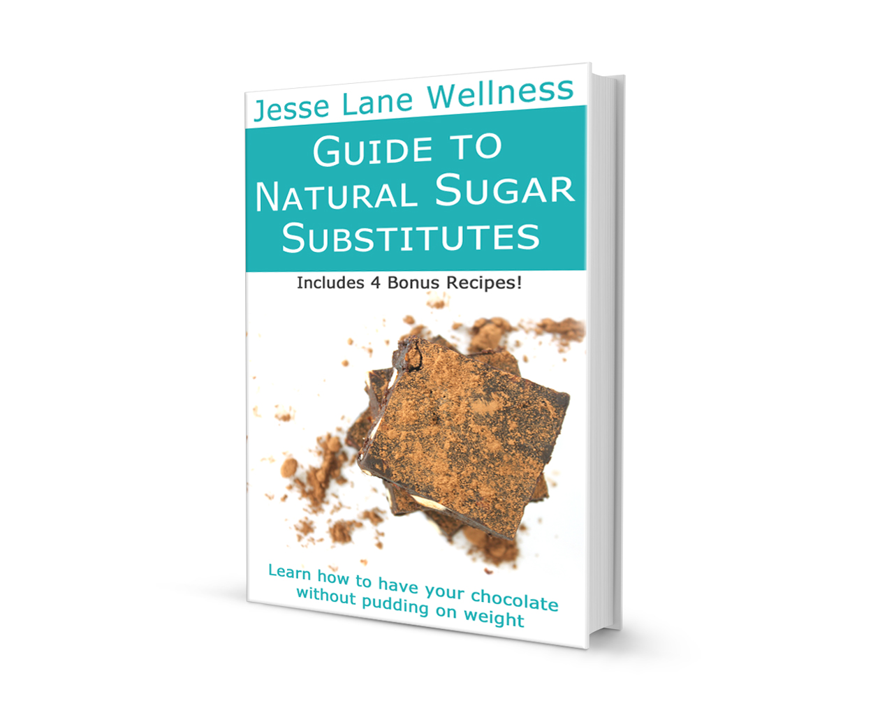 Guide to Natural Sugar Substitutes by @jesselwellness #sugarfree #natural