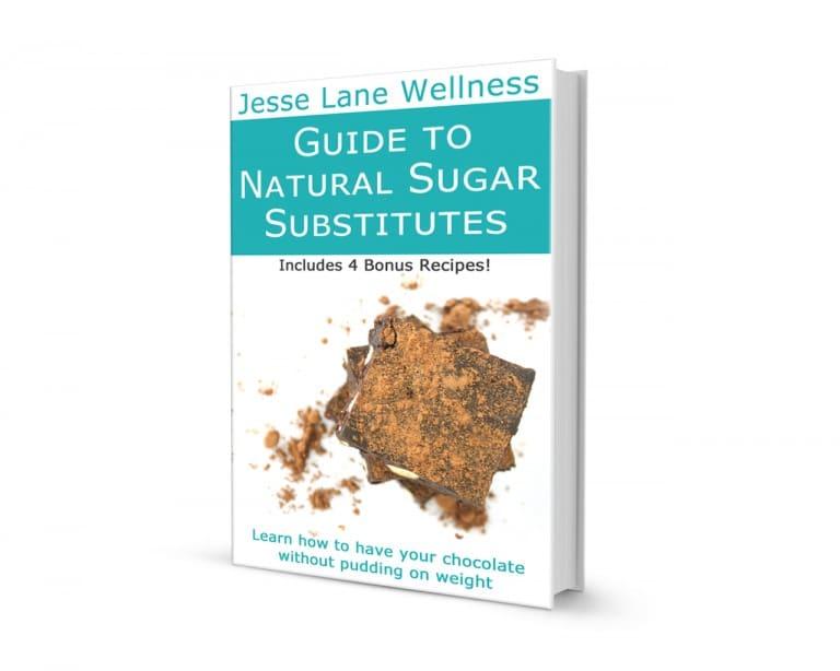 Guide to Natural Sugar Substitutes bu @jesselwellness #sugar #guide