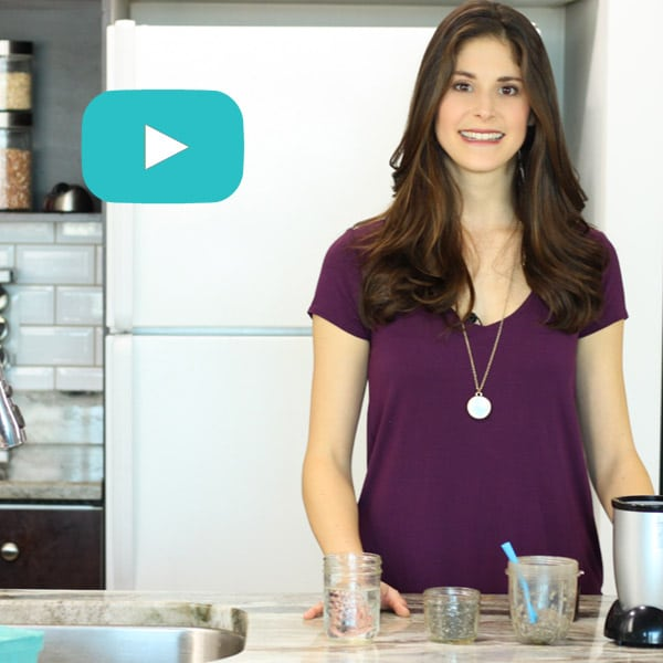 How to make a Chia Egg with @jesselwellness #chia #eggsubstitute