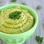 Detox Green Hummus by Jesse Lane Wellness