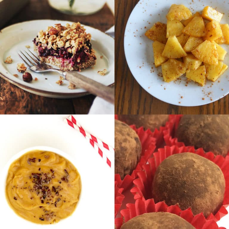 Dairy Free Dessert Recipe Roundup with @jesselwellness #dessert #sweettreat #dairyfree