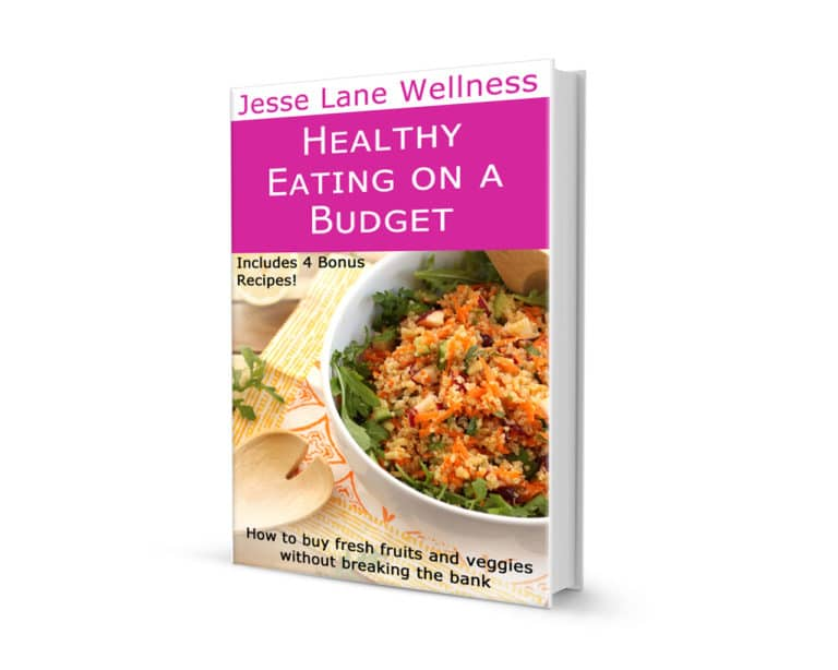Healthy Eating on a Budget by @jesselwellness #healthyeating #healthyeats
