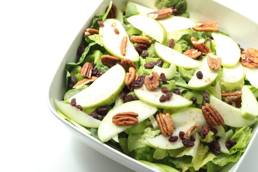 8 Fresh Salad Recipes Fittritious with @jesselwellness #salad #freshsalads