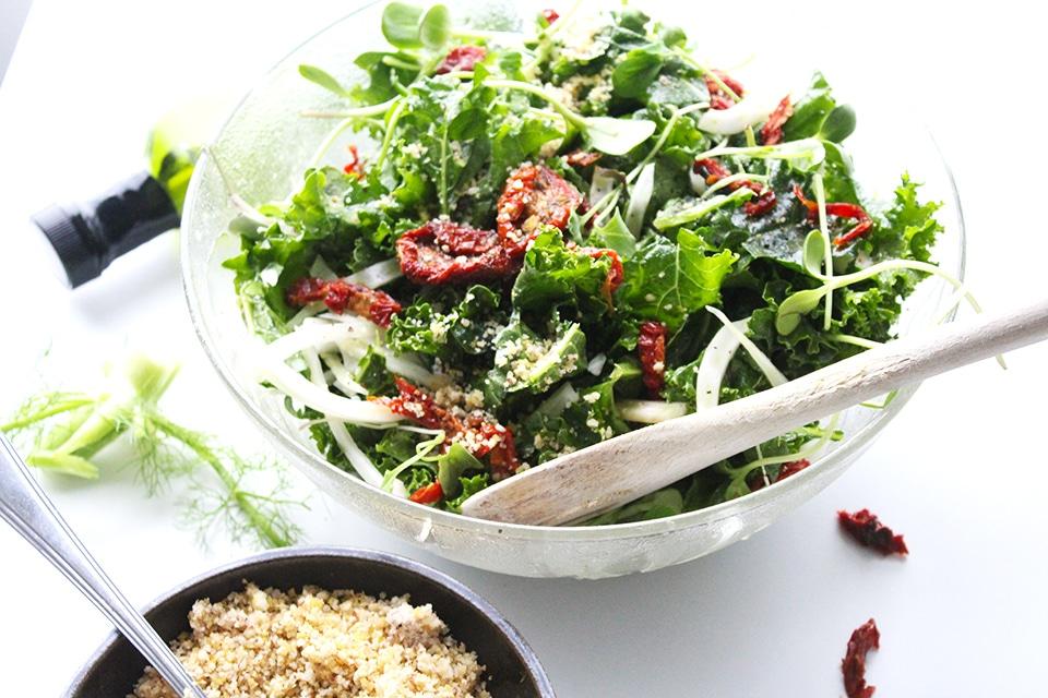 8 Fresh Salad Recipes purbody nutrition with @jesselwellness #salad #freshsalads