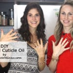 DIY Natural Cuticle Oil YouTube with @jesselwellness