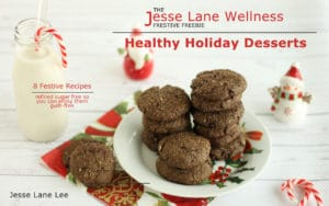 Healthy Holiday Desserts by @jesselwellness #Christmas #Chanukah #Hanukkah