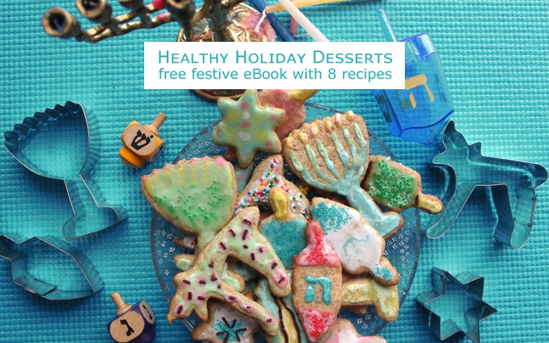 Healthy Holiday Desserts by @jesselwellness #christmasbaking #holidaybaking