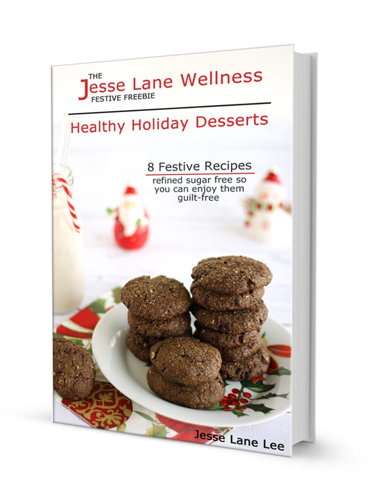 Healthy Holiday Desserts by @jesselwellness #holiday #healthydesserts