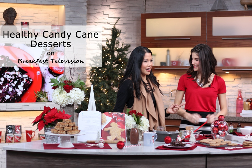 Breakfast Television - Candy Cane Desserts