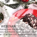 Healthy Eating over the Holidays with @jesselwellness #healthyeating #holidays