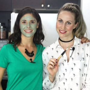Detox Clay Face Mask with @jesselwellness #facemask #claymask square