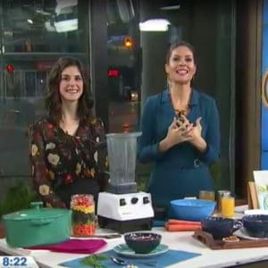 BT - Healthy Soups are the new Smoothies square with @jesselwellness #healthysoups #toronto