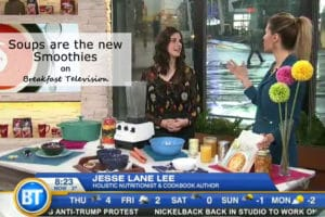 Breakfast Television - Soups are the New Smoothie with @jesselwellness #soups #healthysoups