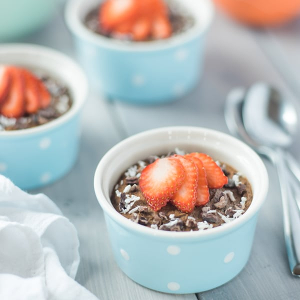 Chocolate Chia Mousse from my Joyous Detox Giveaway on @jesselwellness #giveaway #chocoaltemousse