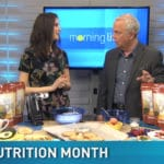 CH Morning Live - Cloud Bread TV Segment with @jesselwellness #glutenfree #cloudbread