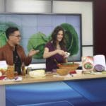 The Morning Show on Global with @jesselwellness - Cabbage Recipes you will love #cabbage #cabbagesalad